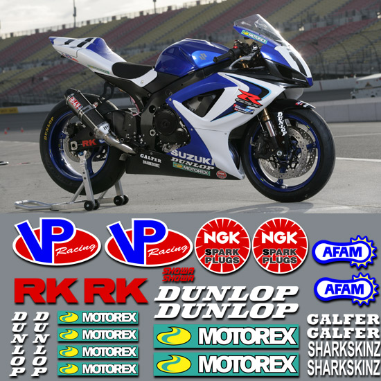 Custom Race Street Graphics Decals Stickers 13x Forums
