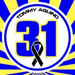Tommy Aquino Memorial Sticker